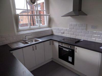 Frank Jordan Centre St Michaels Suite Kitchen