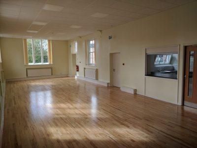 Frank Jordan Centre St Michaels Suite