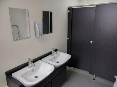 Frank Jordan Centre Toilets