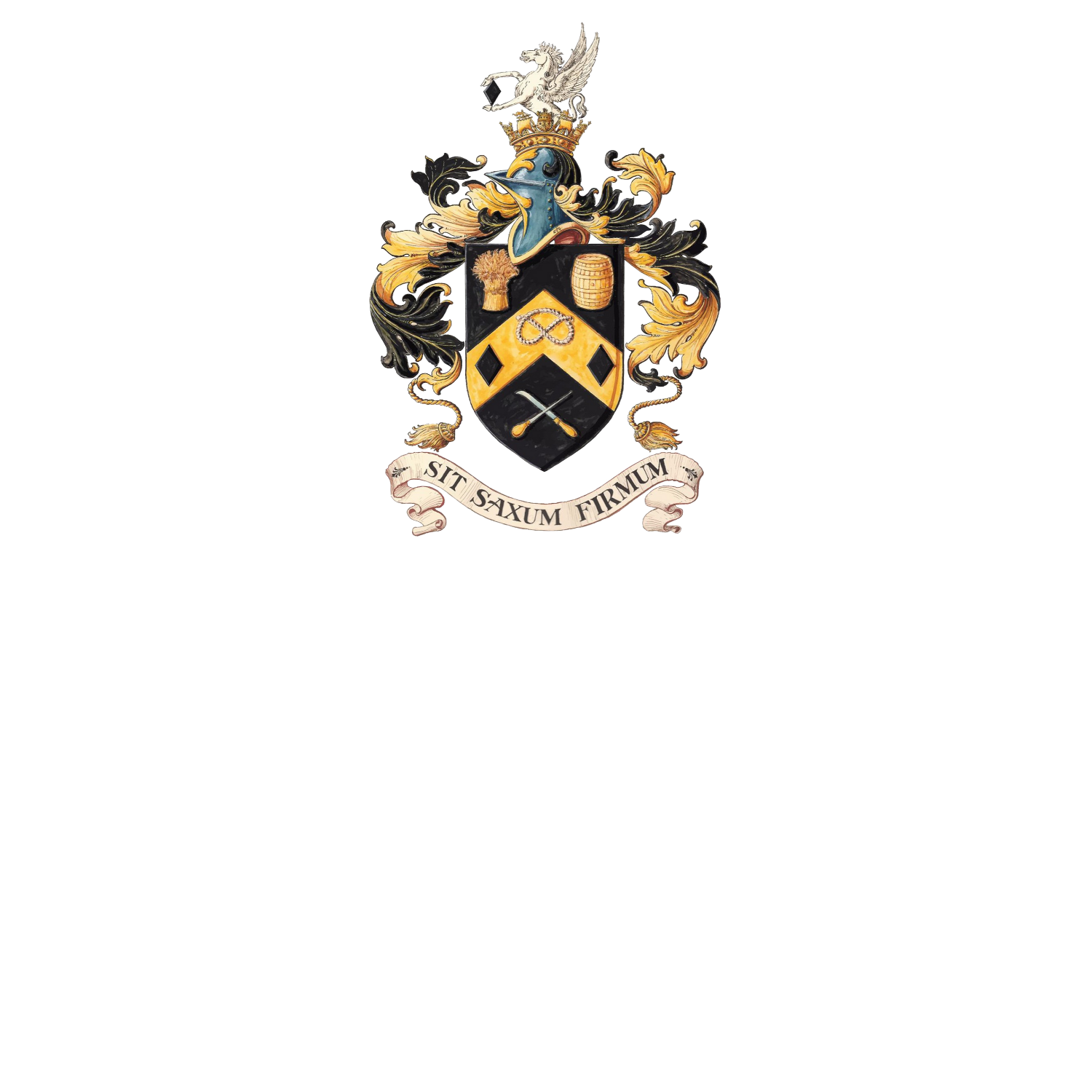 Stone Town Council Logo with Crest