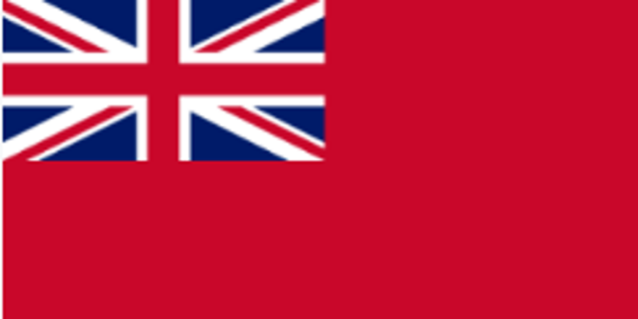 Red Ensign (or 'Red Duster') – ensign of the Merchant Navy