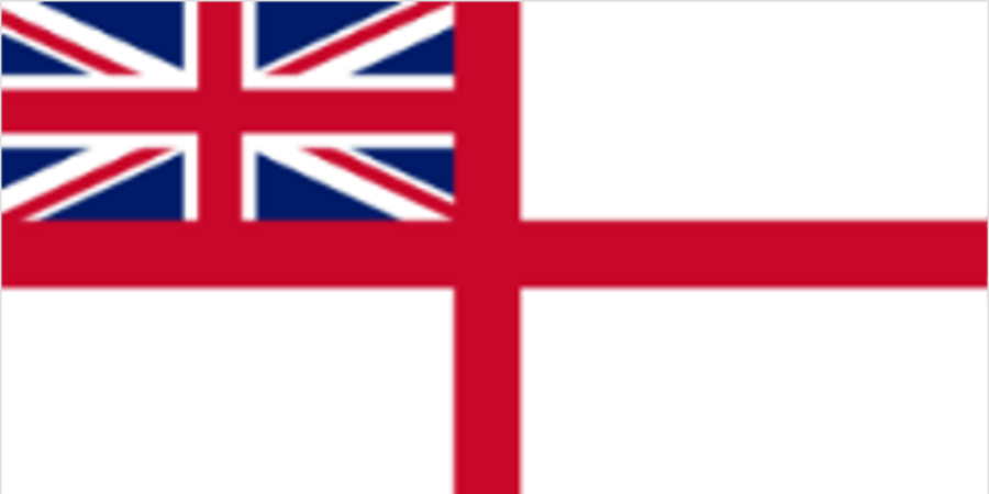 Ensign of the Royal Navy