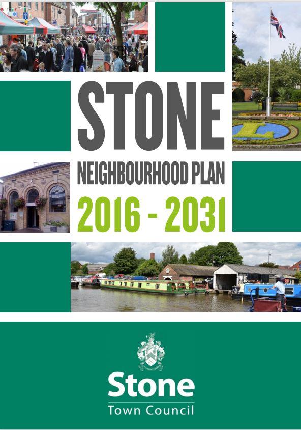 Front Cover Neighbourhood Plan