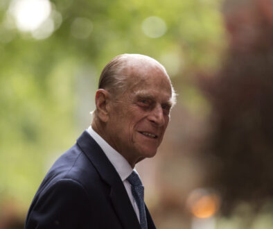 The Duke of Edinburgh visits Richmond Adult Community College